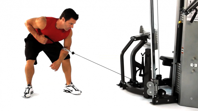 Get Cannonball Type Shoulders With Rear Deltoid Exercises ...