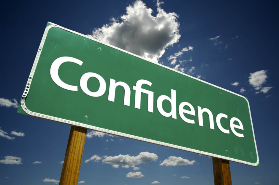 ways to build confidence