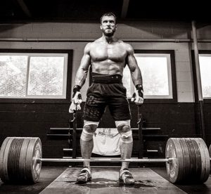 dmitry klokov with barbell