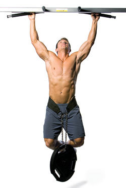 Weighted Pull Ups- Do Them And Become The Gym Strong Man | Look ...